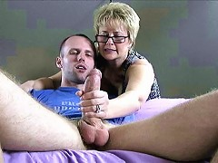 wife tracy sucks billys big cock