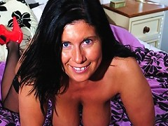 hot big breasted housewife going all the way