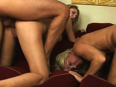 Sultry mature chick itching for outrageous fucking without any limitations