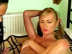 Small Tits and Big Orgasms In The Cabin